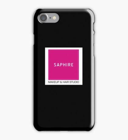 SAPHIRE MAKEUP & HAIR STUDIO iPhone\iPod iPhone Case/Skin