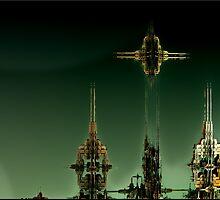 Something Looming In The Air by vinmac