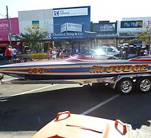 Southern 80 2012 - THE JUDGE SPEED BOAT - ECHUCA by djnatdog