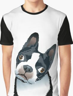 quizzical Bailey Graphic T-Shirt