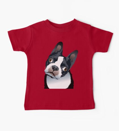 quizzical Bailey Baby Tee