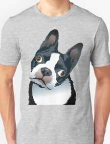 quizzical Bailey Unisex T-Shirt