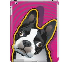 quizzical Bailey iPad Case/Skin