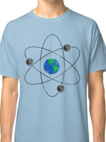 if earth had three moons... Classic T-Shirt