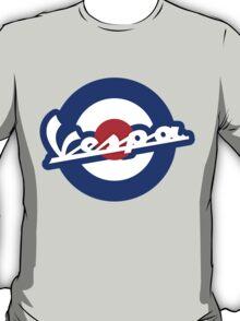 Vespa script mod symbol T-Shirt