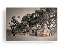 Once upon a time, there lived..... Canvas Print