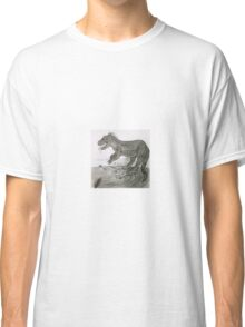 Conceptual Dinosaur Classic T-Shirt