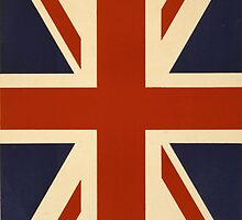 Union Jack by Amantine