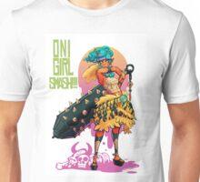 Oni Girl SMASH Unisex T-Shirt