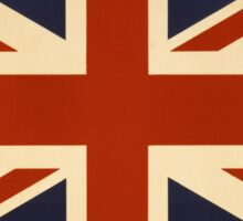 Union Jack Sticker