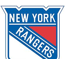New York Rangers by saulhudson32