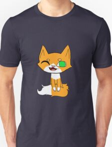Simple Kitten Unisex T-Shirt
