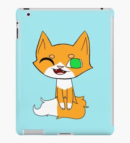 Simple Kitten iPad Case/Skin
