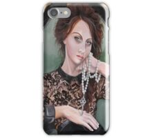 Secrets of the night iPhone Case/Skin