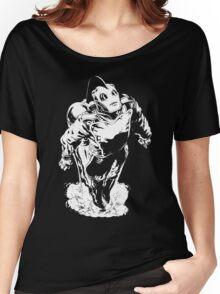 The Rocketeer - Black BG Women's Relaxed Fit T-Shirt