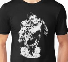 The Rocketeer - Black BG Unisex T-Shirt