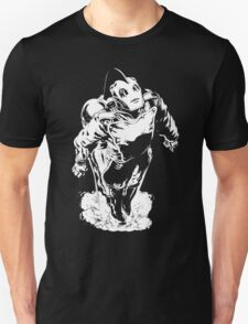 The Rocketeer - Black BG T-Shirt