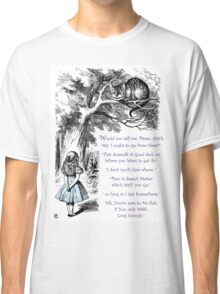 Cheshire Direction Classic T-Shirt