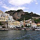 Amalfi Coast, Italy by avresa