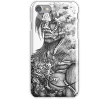 Attack on Kingdom Hearts iPhone Case/Skin