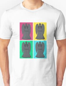 Weeping Angels Pop Art T-Shirt