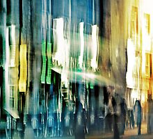 vivid memories of tomorrow  by Dorit Fuhg