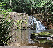 Waitul Falls by odarkeone