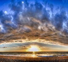 O'Sullivans Beach - South Australia -  HDR by Chris Sanchez