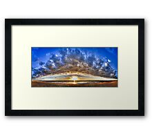 O'Sullivans Beach - South Australia -  HDR Framed Print