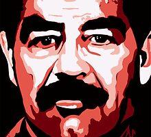 Saddam by benggordon