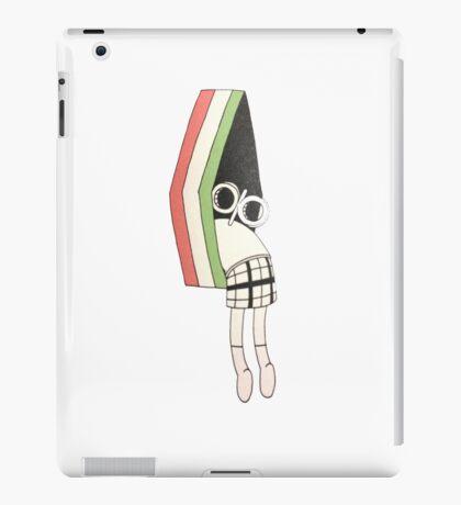 Helvetica Bold iPad Case/Skin