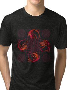 Sensuous Lizards Tri-blend T-Shirt