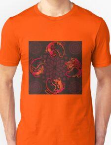 Sensuous Lizards Unisex T-Shirt