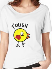 Tough Chick Women's Relaxed Fit T-Shirt
