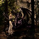 Dragon Priestess by Andrew (ark photograhy art)