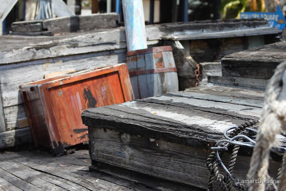 Deck by LamartDesigns