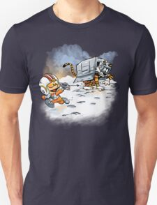 Attack of the Deranged Killer Snow Walkers Unisex T-Shirt
