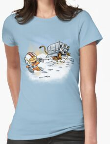 Attack of the Deranged Killer Snow Walkers Womens T-Shirt