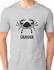 Cancer Zodiac Sign Unisex T-Shirt