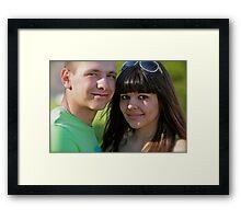 ♥ ♥ ♥ . Małe, Wielki Rzeczy.... ♥ ♥ ♥ ♥....Sen o przyszłości....Wedding and Bridal Photographers . Favorites: 1 Views: 131 Thx! Framed Print