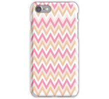 Sweet Pink Chevron Design iPhone Case/Skin