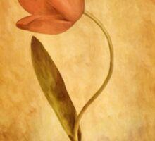 The Tulip Sticker