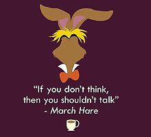 The March Hare by amcrist
