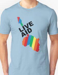 Live Aid Concet 1985 T-Shirt