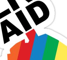 Live Aid Concet 1985 Sticker