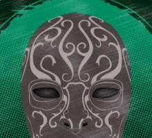 The Dark Lords Training Academy Hi Grunge Sticker