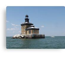 Toledo Harbor Lighthouse Canvas Print