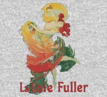 Jules Cheret - La Loie Fuller One Piece - Long Sleeve