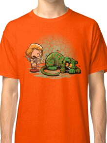 Afraid of Your Own Shadow Classic T-Shirt