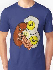 Eggs, Bacon, Grits, SAUSAGE! Unisex T-Shirt